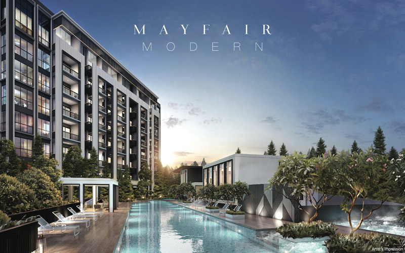 Even the Smart Electronic Creator bought Singapore smart home – Mayfair Modern