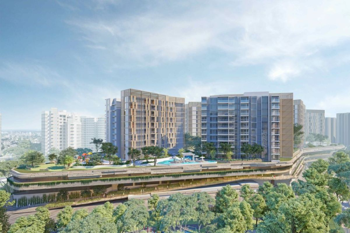 Parc Central Residences EC Developer